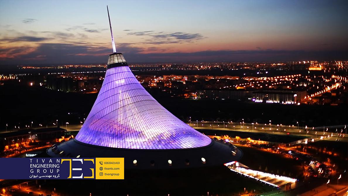خان شاتیر قزاقستان