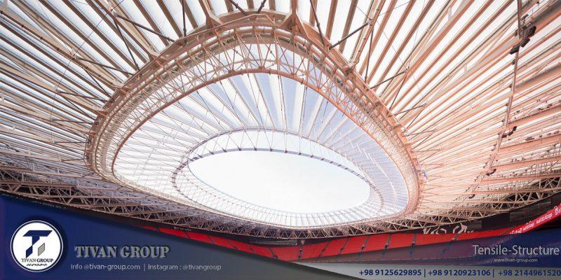 سازه های کابلی