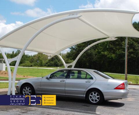 سایبان ماشین چادری برای ماشین شما