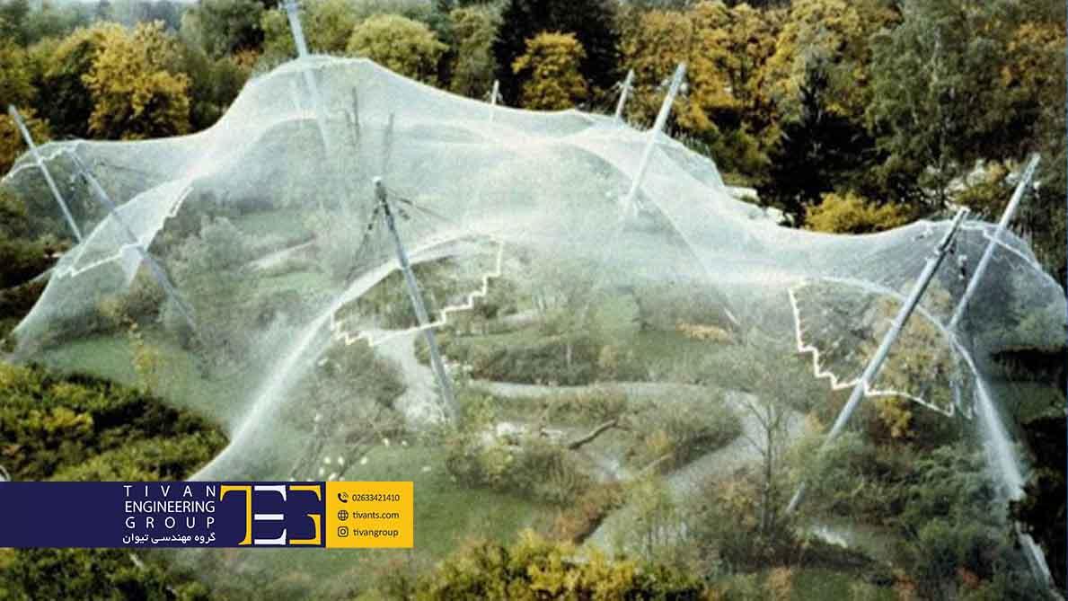 باغ پرندگان مونیخ آلمان
