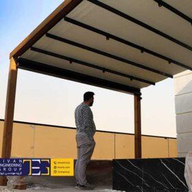 سقف متحرک شرکت آسانسور تهران