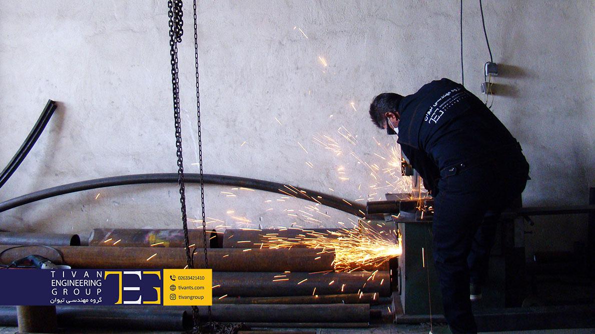 ساخت سازه های چادری در تهران