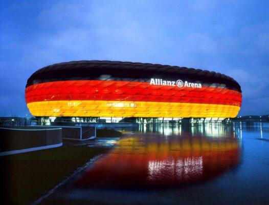 ورزشگاه آلیانتس آرنا