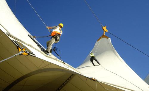 سازه چادری در ایران