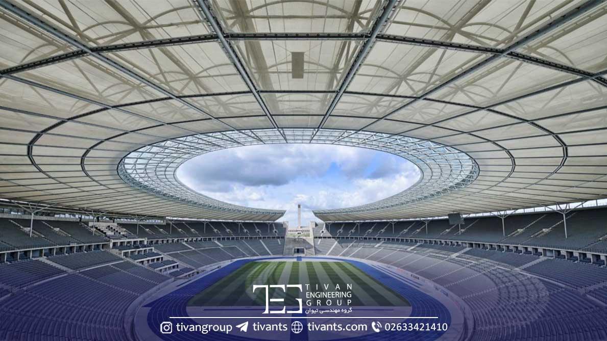 استادیوم المپیک برلین آلمان