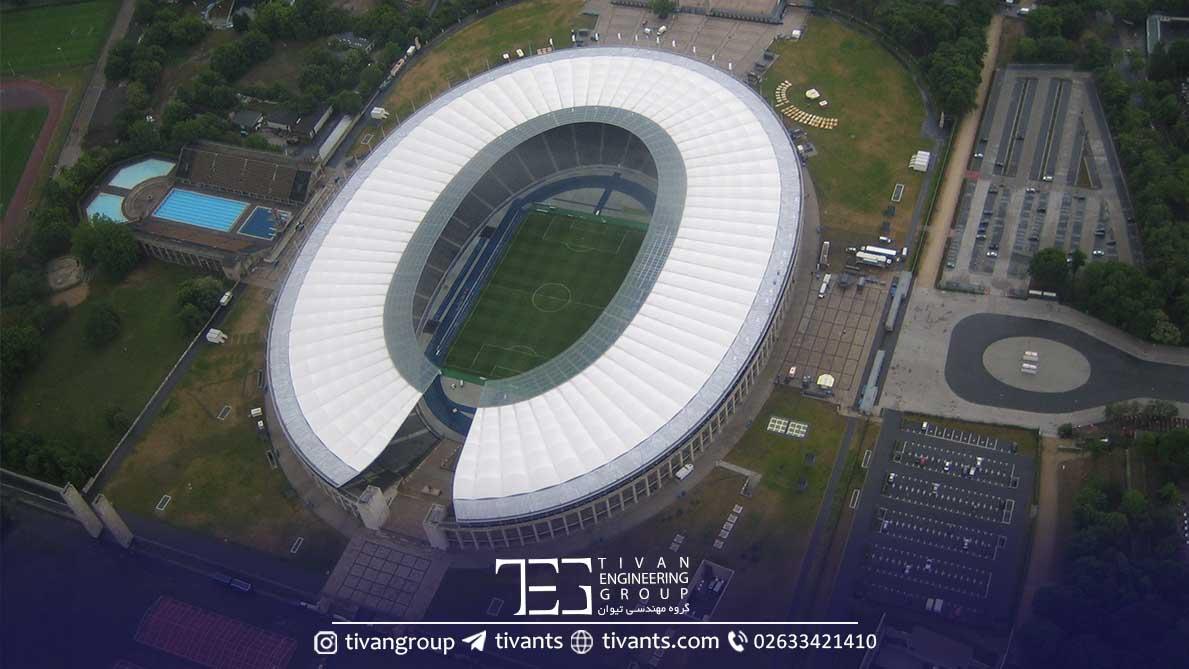 ورزشگاه المپیک برلین