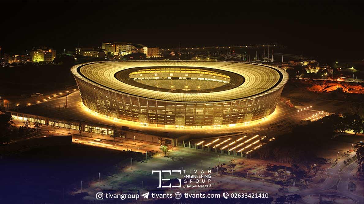 ورزشگاه کیپ تاون آفریقا جنوبی