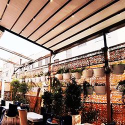 سقف متحرک در تهران