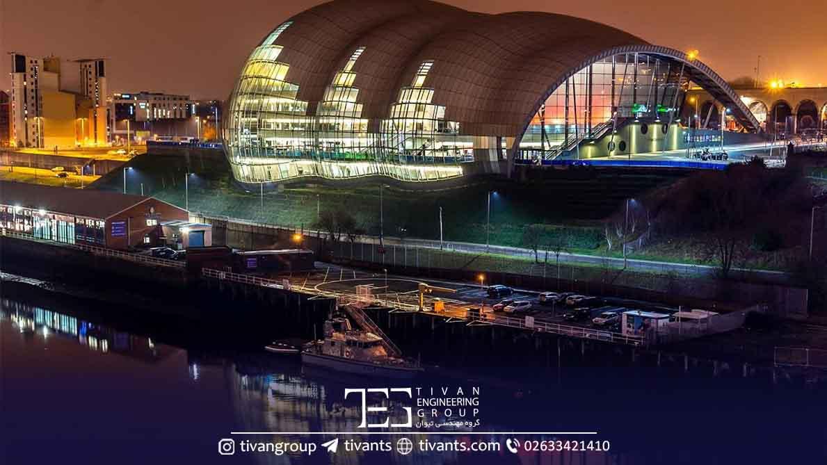 معماری مدرن انگلیس