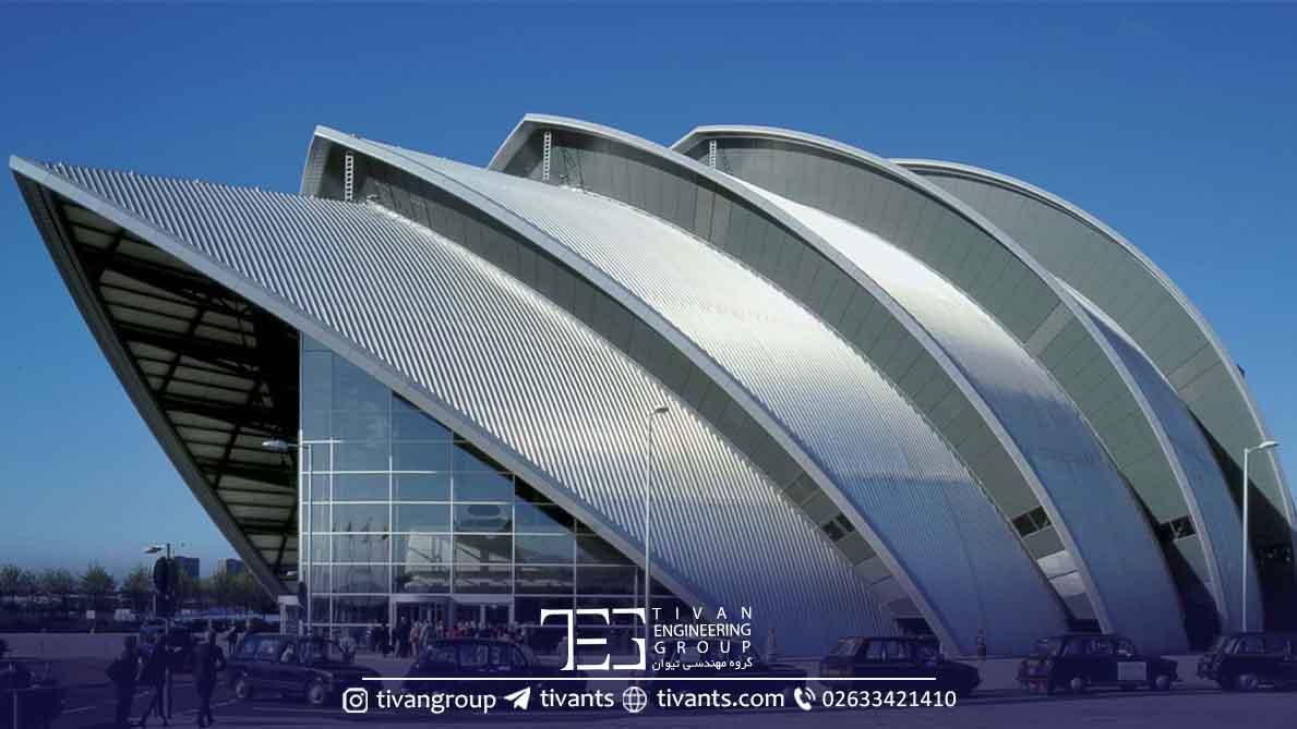 نورمن فاستر معماری عالی